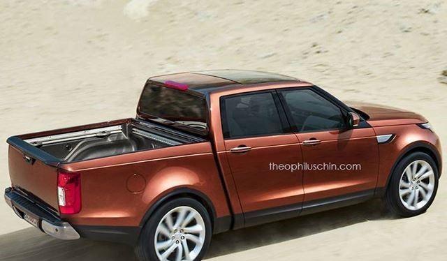 Land Rover vẫn rất tự tin về khả năng off-road của các mẫu xe vốn dành cho on-road.