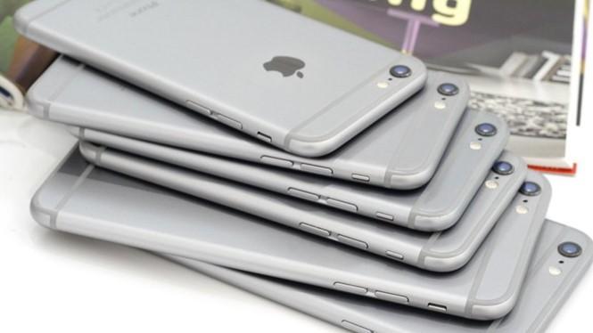 Cẩn trọng khi mua iPhone 6 giá rẻ tại Việt Nam- (Ảnh: AFP).