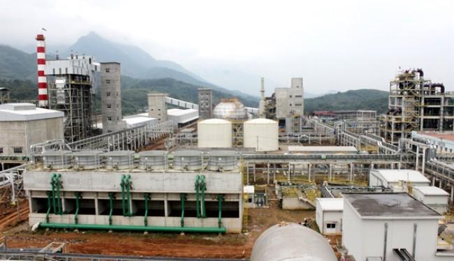 Nhà máy sản xuất phân bón DAP số 2 tại tỉnh Lào Cai
