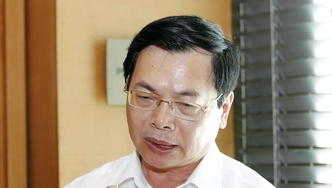 Ông Vũ Huy Hoàng - (Nguồn Internet)