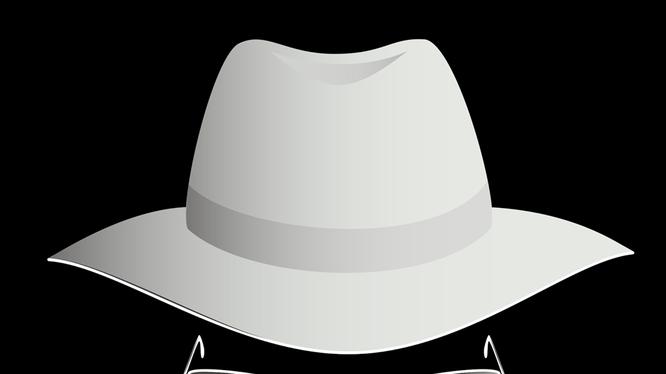 Đối lập với tin tặc 'mũ đen' là tin tặc 'mũ trắng' được ví như 'hiệp sĩ' trong giới bảo mật.