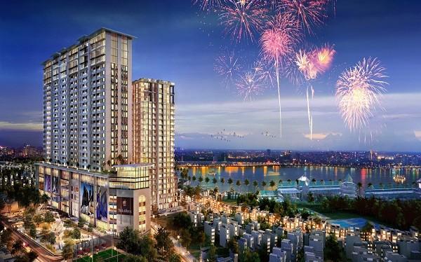Phối cảnh dự án Sun Grand City Thụy Khuê Residence