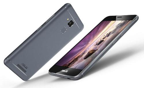Asus Zenfone 3 Max được trang bị RAM 3GB.