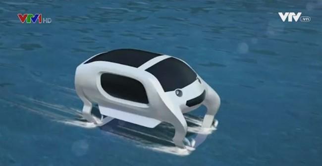 Sea Bubbles - Taxi bay trên nước