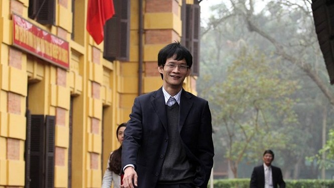 Ông Nguyễn Xuân Cường, Phó Viện trưởng Viện Công nghiệp phần mềm và Nội dung số.