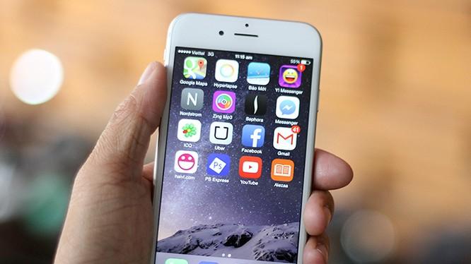 Một màn hình được sắp xếp các ứng dụng cài đặt khoa học sẽ tiết kiệm rất nhiều thời gian cho người dùng.