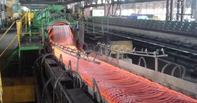 Sản lượng thép sản xuất tháng 11 ước đạt khoảng 660 nghìn tấn.