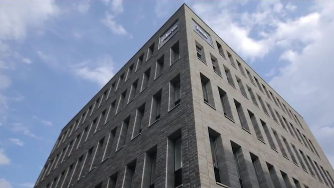 Tòa nhà văn phòng của ngân hàng Valartis Bank Liechtenstein