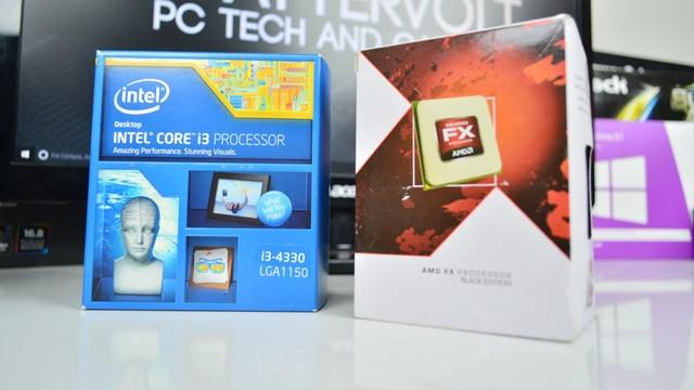 Nội việc chọn lựa giữa Intel hay AMD cũng đã đủ đau đầu mỗi khi lắp máy.