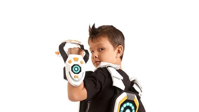 Mặc Super Suit lên người, người chơi sẽ có cảm giác như mình là Ironman