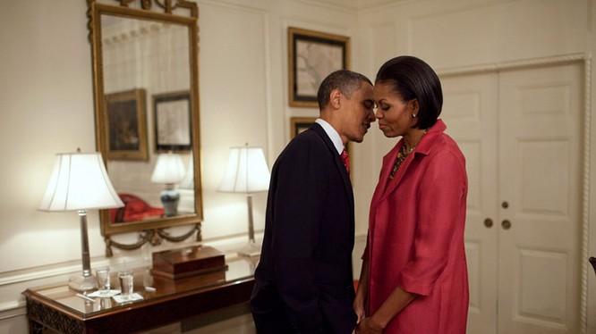 Vợ chồng Tổng thống Obama
