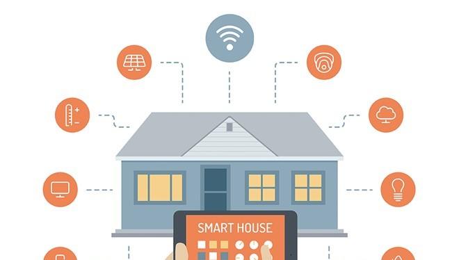 Smart House nỗi bật với ô tô tự lái, máy bay không người lái... là xu hướng công nghệ tương lại.