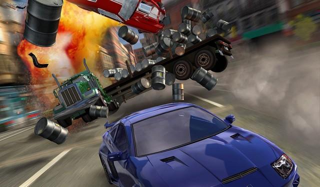 Burnout - Tựa game đua xe hấp dẫn nhất thế giới