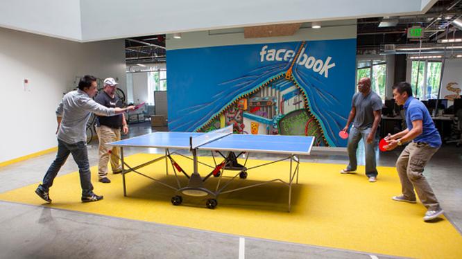 Facebook là công ty công nghệ tốt nhất để làm việc trong năm 2017