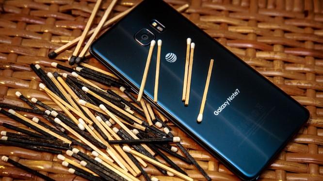 Scandal Galaxy Note 7 đã khiến lợi nhuận và danh tiếng Samsung bị ảnh hưởng khủng khiếp