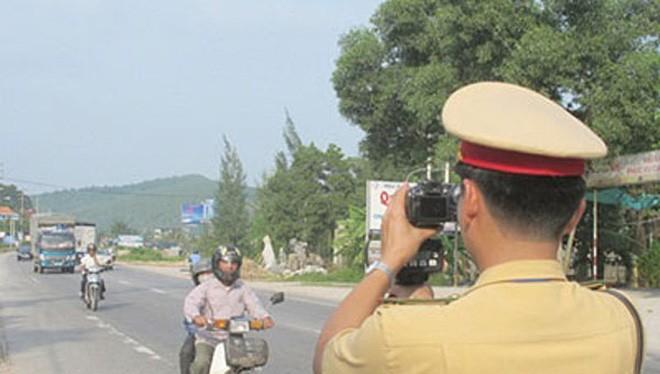 Cảnh sát giao thông sẽ tăng cường trên các tuyến đường để bảo vệ người dân trong dịp Tết.