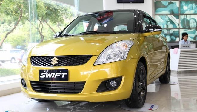 Hơn 28.000 ôtô đến tay khách hàng Việt trong tháng 11.