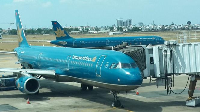 Máy bay của Vietnam Airlines gặp sự cố nổ lốp - Ảnh minh họa