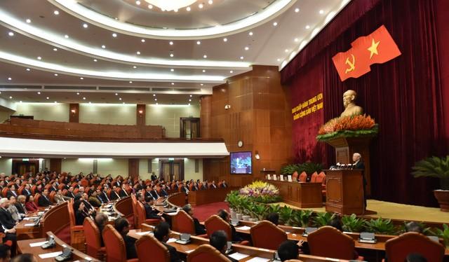 Ban chấp hành Trung ương Đảng khoá XI họp phiên họp sau cùng trước khi tổ chức Đại hội Đảng toàn quốc lần thứ 12 (ảnh: NB).