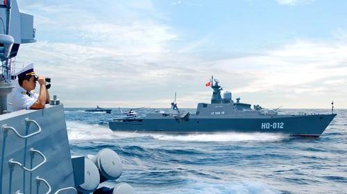 Video: Sức mạnh Hải quân Nhân dân Việt Nam