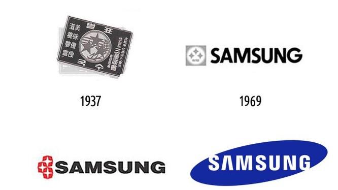 Nhìn lại logo của các hãng công nghệ qua các thời kỳ