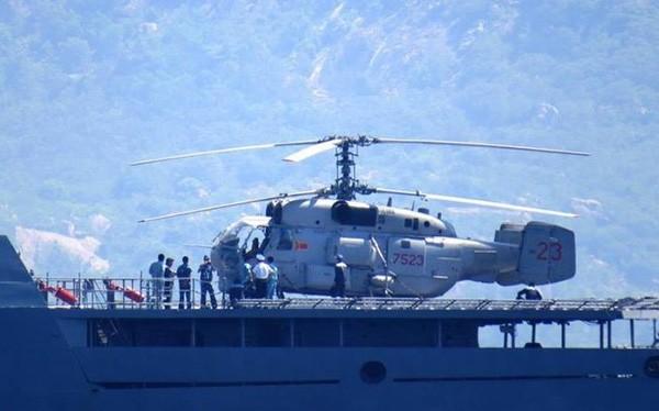Video Ka-28: Đối tác săn ngầm ăn ý nhất của Gepard 3.9 Việt Nam