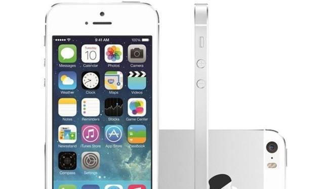 iPhone 5S là smartphone thành công ở thời điểm thị trường vẫn xoay quanh màn hình 4 inch.