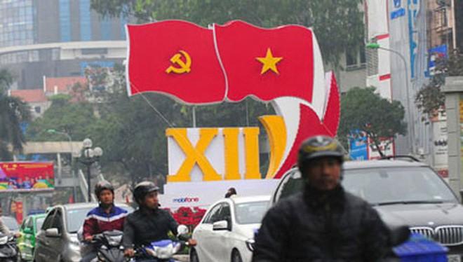 Đại hội Đảng toàn quốc lần thứ 12 đã bế mạc ngày 28/1/2016 - Ảnh: Dân Việt.