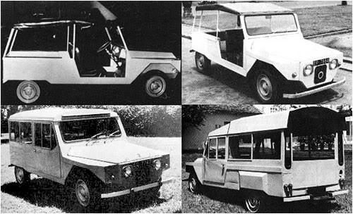 La Dalat - xe hơi made in Việt Nam vang danh một thời.