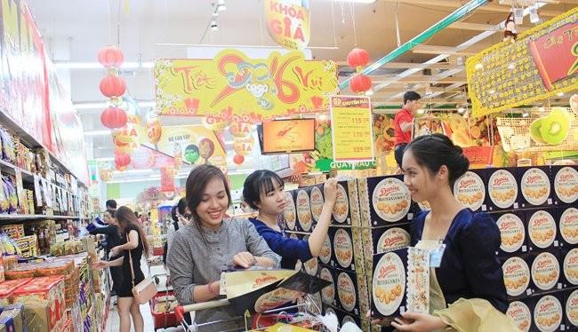 Nhu cầu mua sắm Tết thường tăng cao - Ảnh: Quốc Hùng