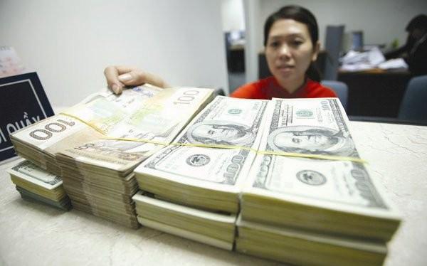 Ngân hàng Nhà nước hôm nay bắt đầu mua vào ngoại tệ - Ảnh: TL TBKTSG
