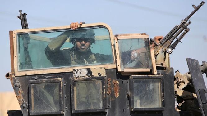 À-rập Xê-út muốn cùng Mỹ đổ quân lên Syria, đánh IS.