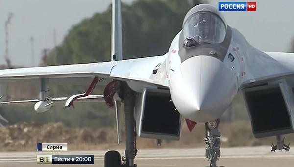 Thông tin phương Tây cho rằng Nga dự định xuất khẩu 160 chiếc Su-35