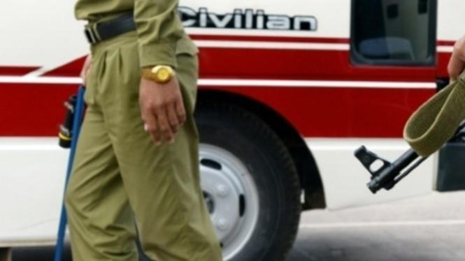 Mỹ khuyến cáo công dân tránh xa tỉnh Xaisomboun, Lào sau những vụ tấn công bằng bom và súng - Ảnh: AFP