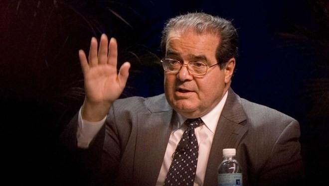 Thẩm phán Antonin Scalia. (Nguồn: washingtontimes.com)