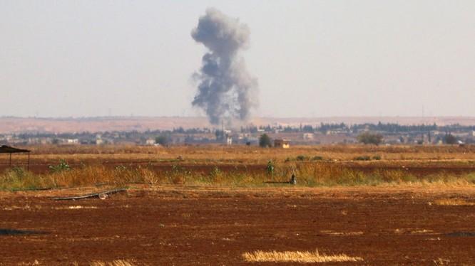 Phe đối lập Syria đã được hưởng lợi từ các cuộc không kích của Nga