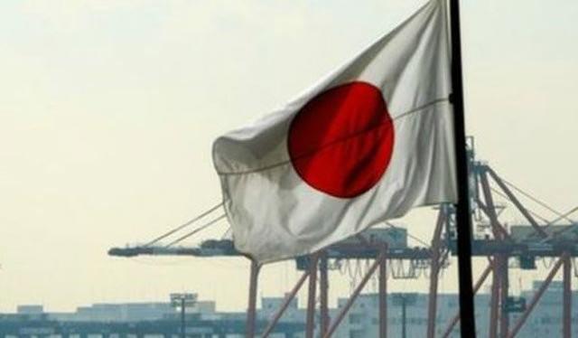 Xuất khẩu của Nhật Bản giảm một phần do nhu cầu giảm. Ảnh: AFP