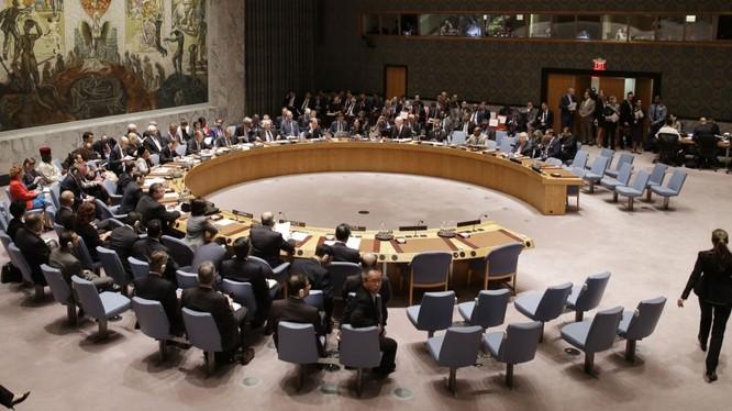"""Nước nào """"phá"""" Dự thảo Nghị quyết của Nga về Syria ở LHQ?"""