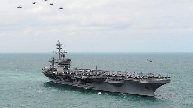 Báo Mỹ: Kỷ nguyên tàu sân bay cáo chung, Mỹ sắp hụt hơi so với Trung - Nga