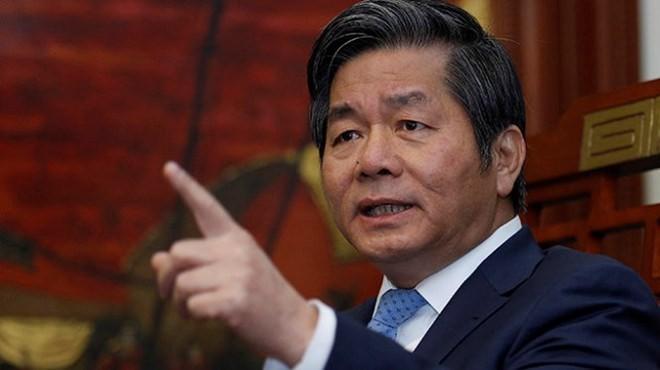 Bộ trưởng Bộ KHĐT Bùi Quang Vinh lo lắng về nguy cơ tụt hậu, rơi vào bẫy thu nhập trung bình nếu Việt Nam không cải cách mạnh mẽ.