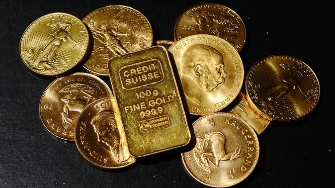 Giá vàng leo tiếp, SJC rẻ nhất 33,63 triệu đồng/lượng