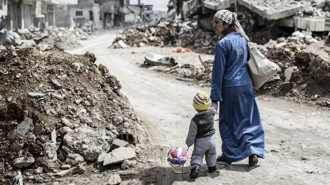 Damascus im ắng: Lệnh ngừng bát bắt đầu ở Syria.