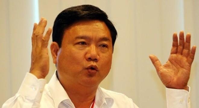 Công việc của Bộ trưởng GTVT Đinh La Thăng hiện đang được giao cho Thứ trưởng Nguyễn Hồng Trường đảm nhiệm.