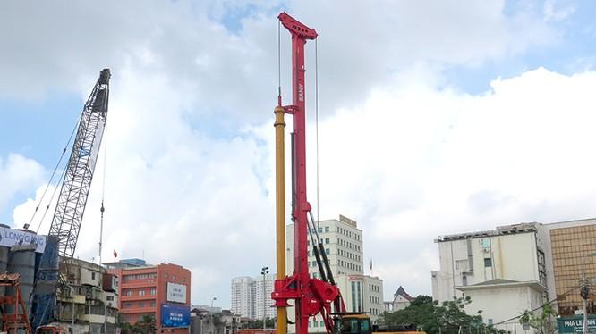 Một dự án BĐS sang triển khai của Vingroup.
