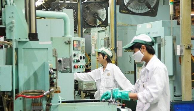 Hà Nội đang dẫn đầu thu hút nguồn vốn FDI trong 2 tháng qua. Trong ảnh là sản xuất của một doanh nghiệp nước ngoài tại Việt Nam. Ảnh minh họa: Quốc Hùng