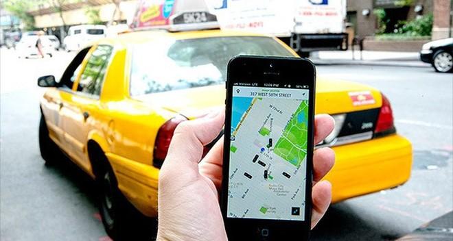 Uber sẽ tiến hành việc giấu số điện thoại của khách hàng lẫn tài xế. (Ảnh minh họa).