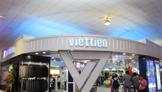 Ngày 10/3, May Việt Tiến chính thức lên sàn UpCOM.