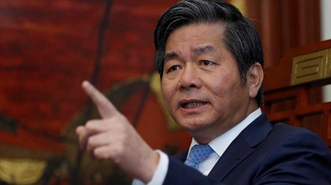 Bộ trưởng Bùi Quang Vinh.