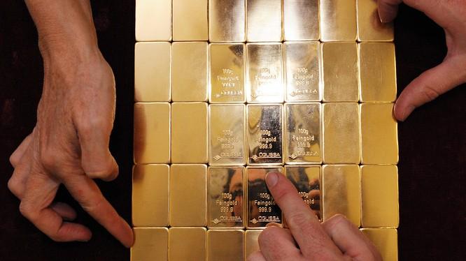 Diễn biến giá vàng hôm nay ở thị trường châu Á
