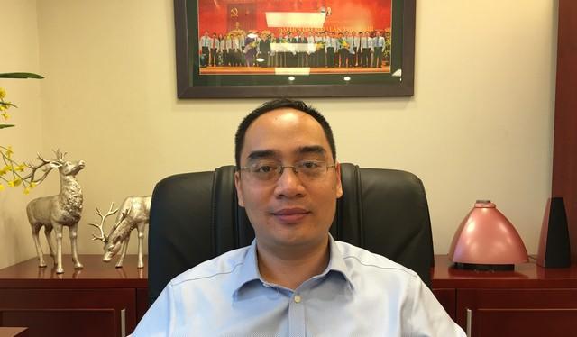 Vụ trưởng Vụ Chính sách tiền tệ - Ngân hàng Nhà nước Bùi Quốc Dũng.